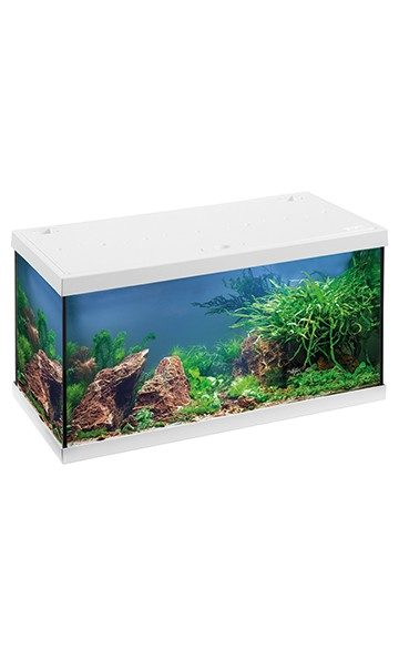 Аквариум EHEIM aquastar 54 LED белый 54л. 63x33x36 см, фото 1