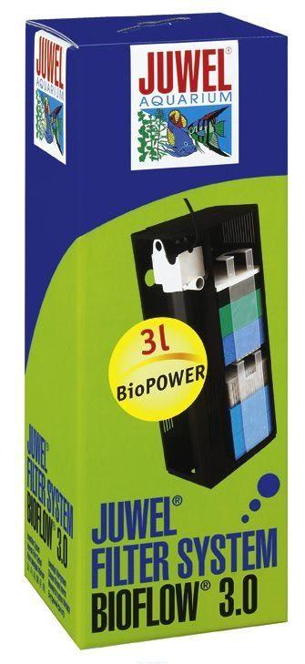Фильтр внутренний JUWEL Bioflow 3.0, 600л/ч 155х102х417мм