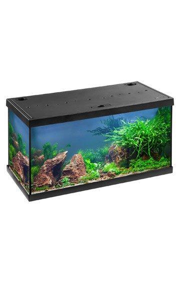 Аквариум EHEIM aquastar 54 LED черный 54л. 63x33x36 см, фото 1