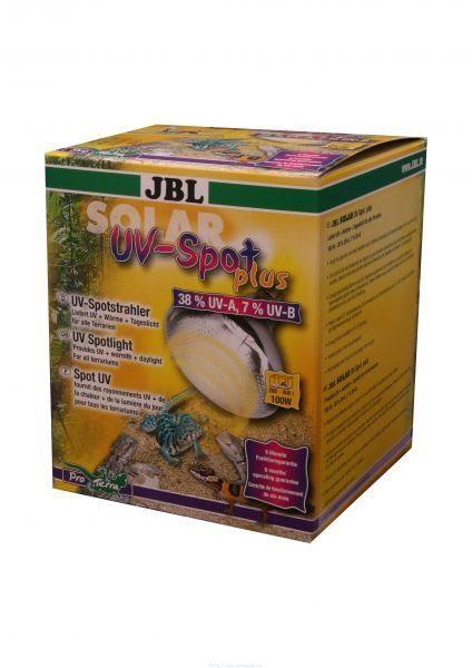 Мощная УФ лампа-спот со спектром дневного света, 80 Вт JBL SOLAR UV-Spot plus, 80 Вт