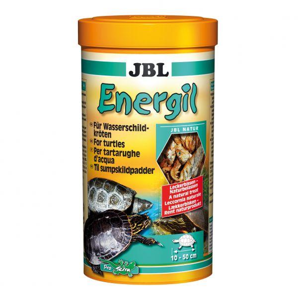 JBL Energil - Корм из целиком высушенных рыб и рачков для крупных водных черепах, 2,5 л. 430 г.