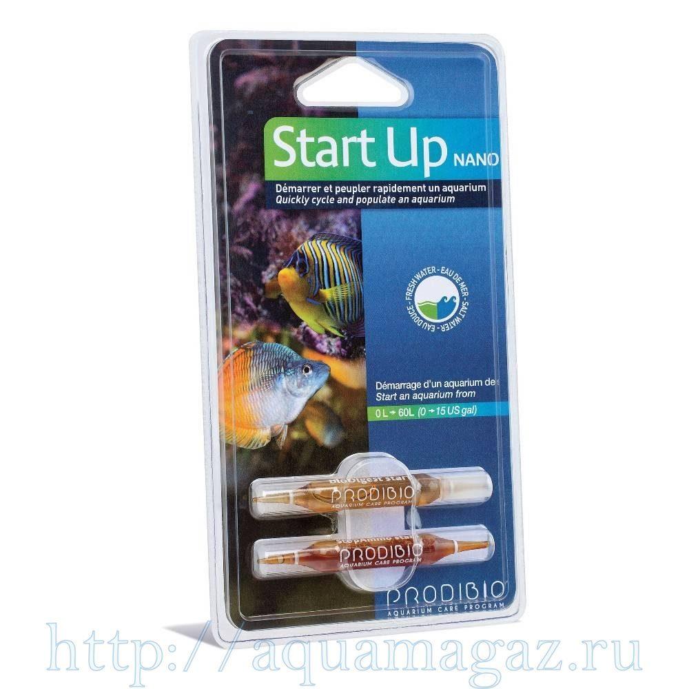 START UP NANO (BIO DIGEST+STOP AMMO) (2шт) в блистере