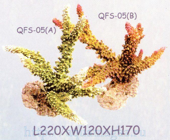 Коралл пластиковый REPLICA LIVE CORAL 220 x120 x170мм