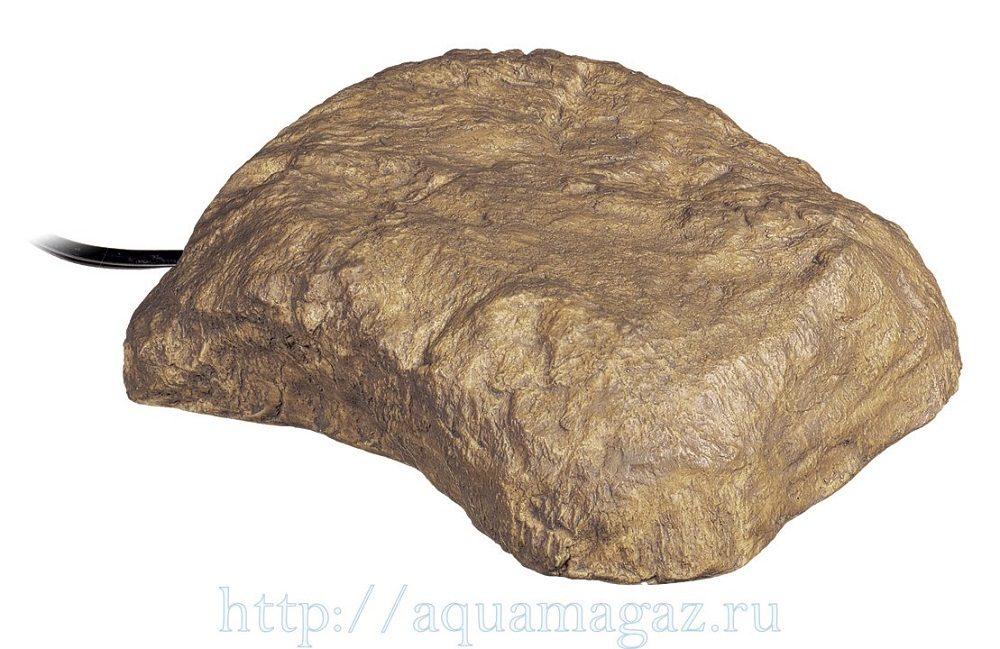 Камень для рептилий средний с обогревателем