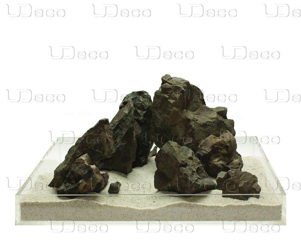 UDeco Grey Stone MIX - Камень Серый размер 5-30 см цена за 1 кг.