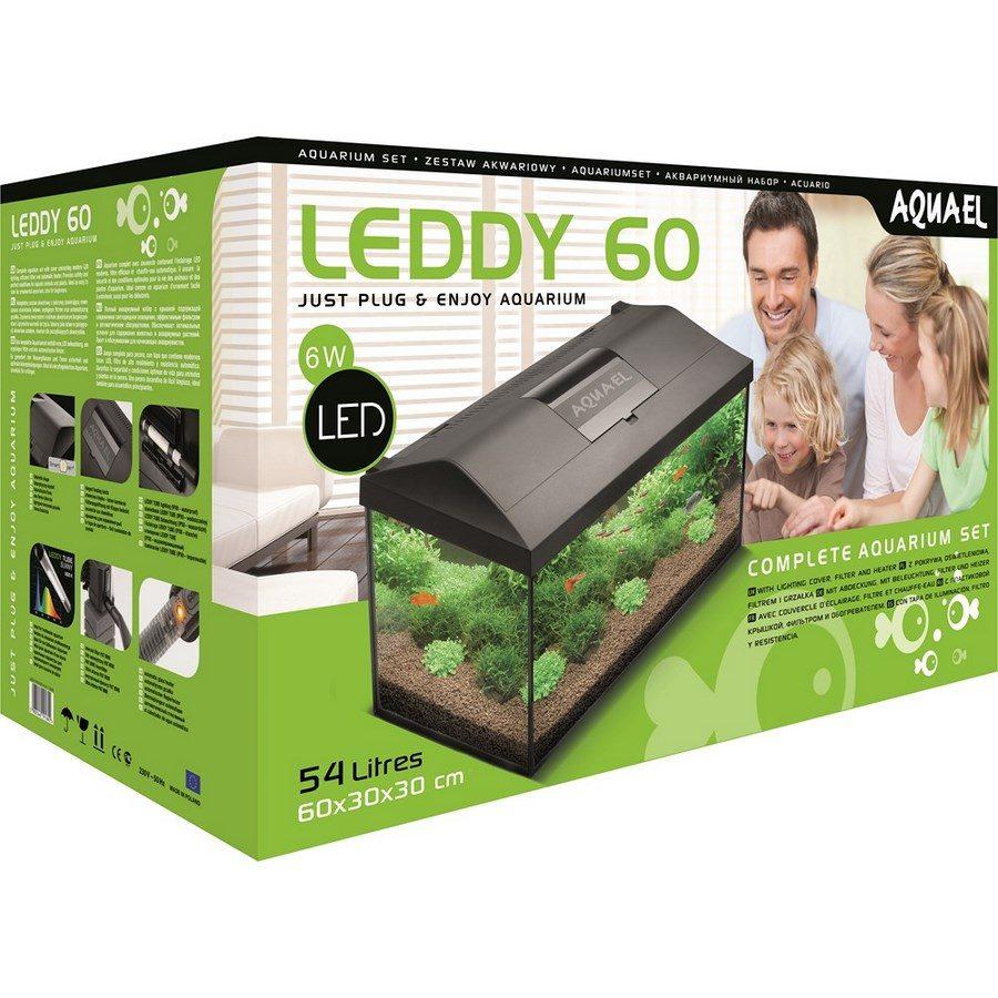 Аквариум LEDDY LT 60