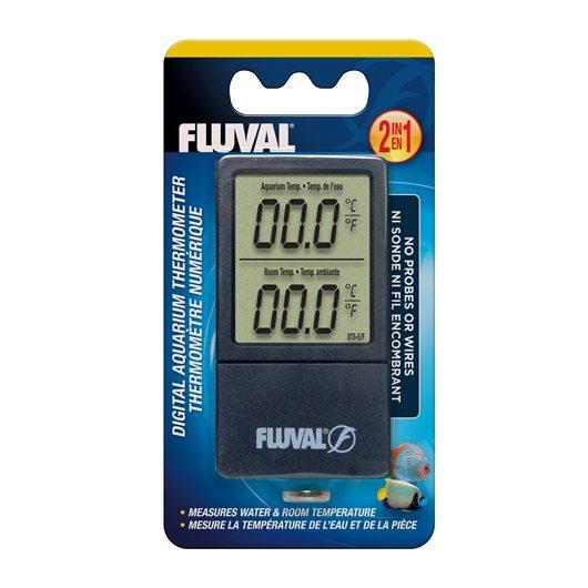 Цифровой термометр Fluval 2-в-1