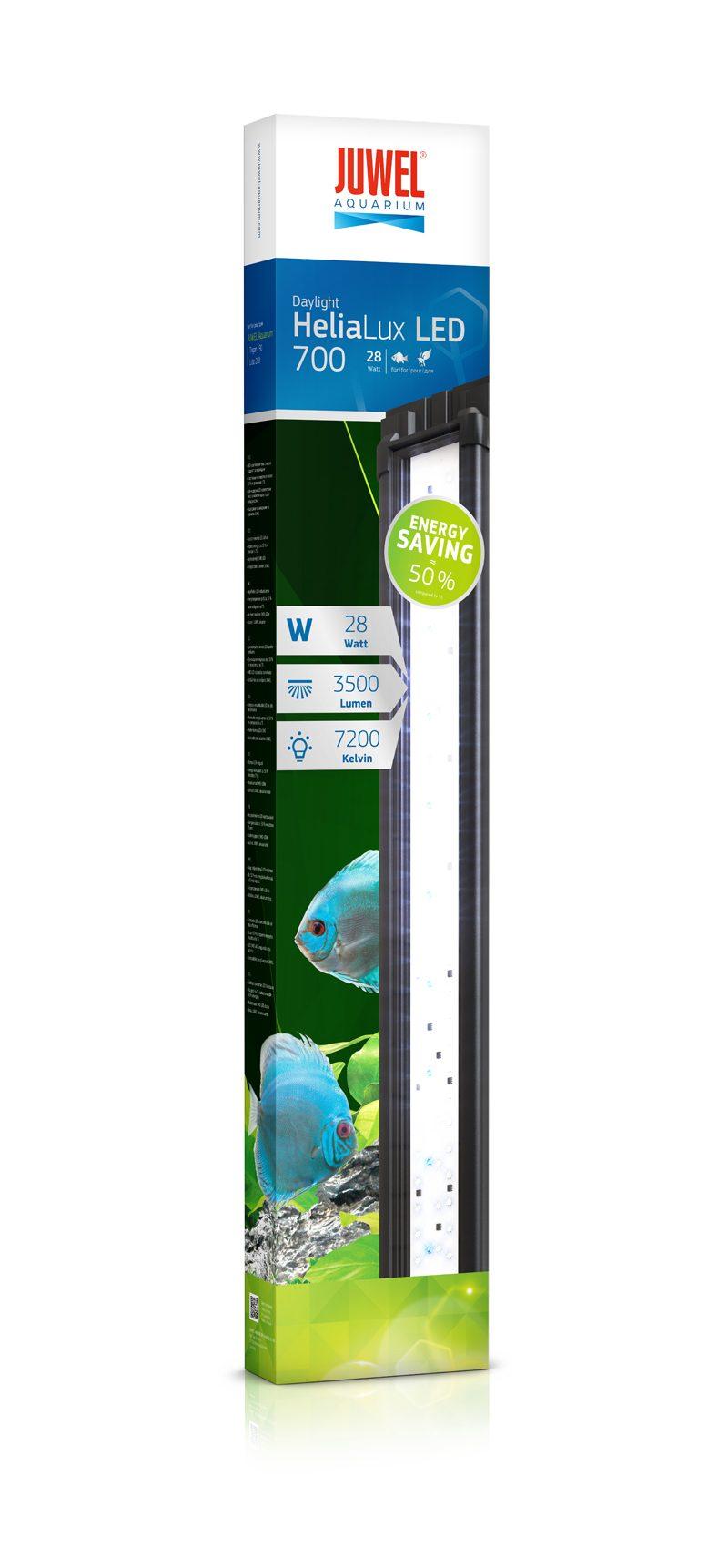 Светильник JUWEL Helialux LED 70см 28Вт Juw-48370