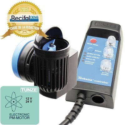 Помпа перемешивающая Turbelle nanostream 6040 4500л/ч, 1,5-13Вт от 20 до 500л, с контроллером