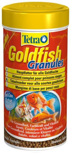 TetraGoldfish Granules корм в гранулах для золотых рыб 250 мл