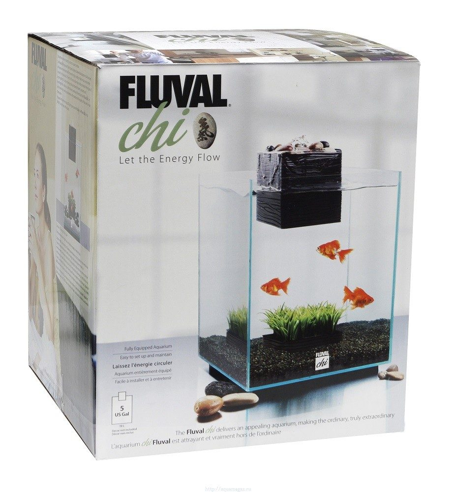 Аквариум FLUVAL CHI 19л
