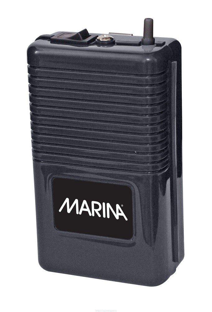 Компрессор на батарейках HAGEN