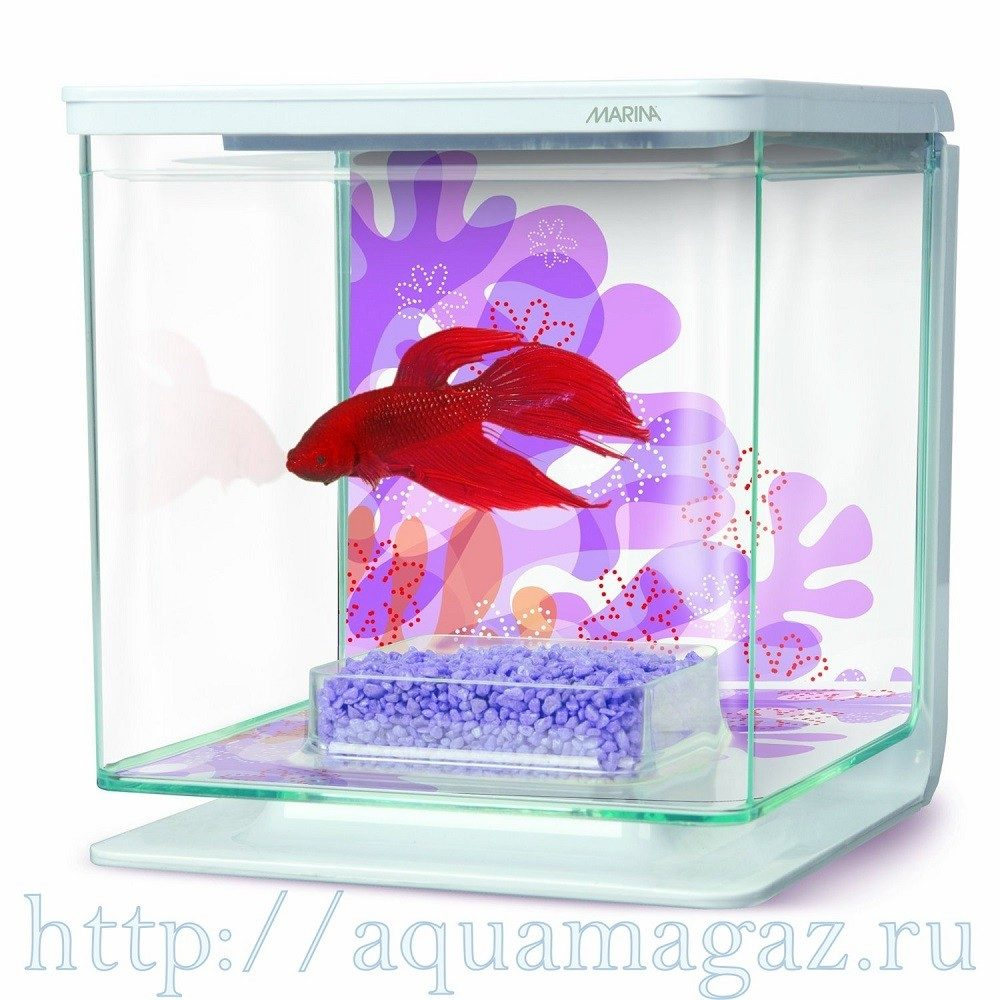 Аквариум Marina Betta Kit  Flower