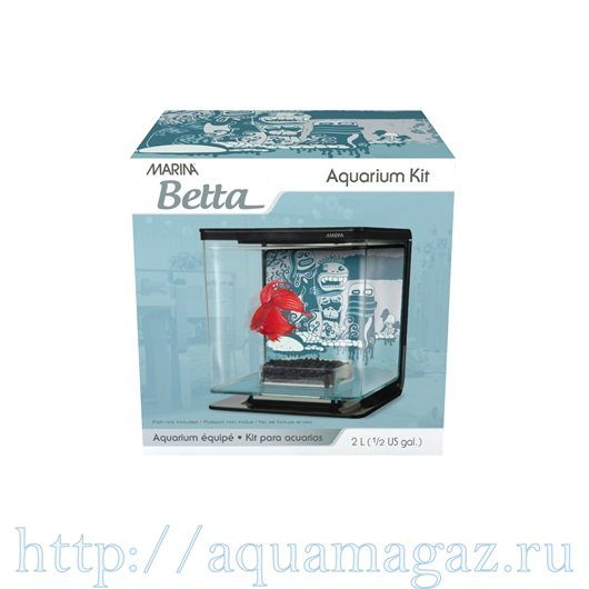 Аквариум Marina Betta Kit Wild Things