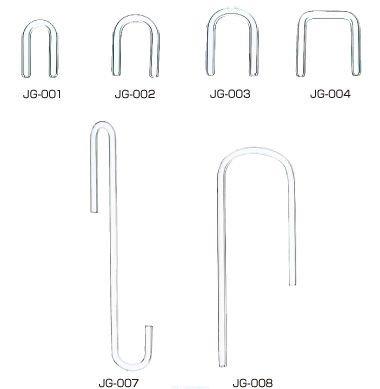 ADA Joint Glass JG-008 - Стеклянный коннектор для соединения трубок СО2 с внутренним диаметром изгиба 50 мм