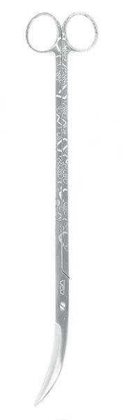 Профессиональные ножницы для упругих стеблей, длина 270 мм ADA Pro Scissors Force