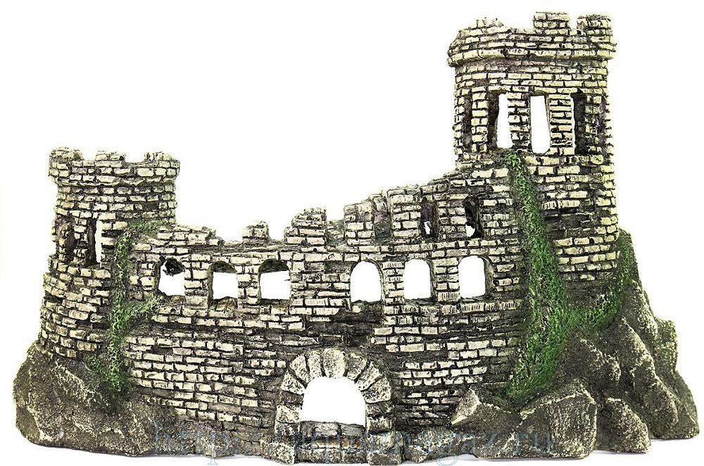 Крепость пластиковая №221