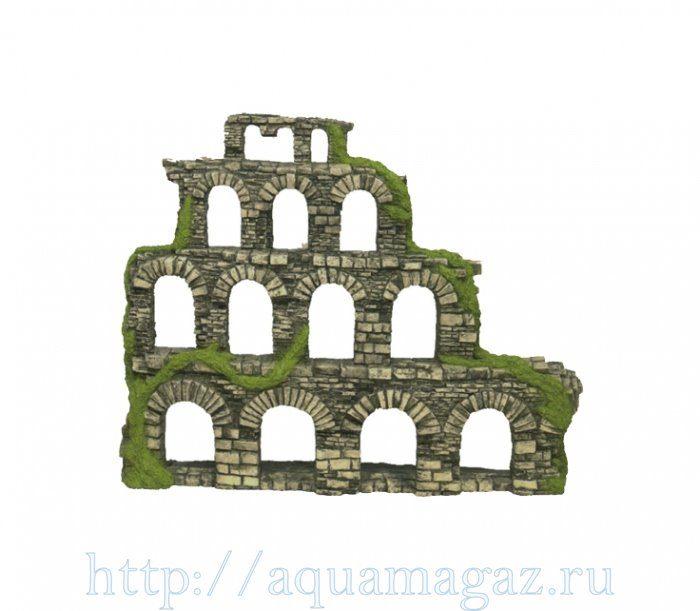 Крепость пластиковая №232 DEK-232 | Цена - 2172 рублей. | Aquamagaz.ru