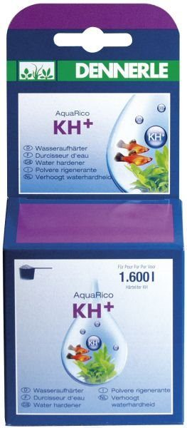 Препарат для повышения карбонатной жесткости воды Dennerle kH+ 50 мл на 1600 л