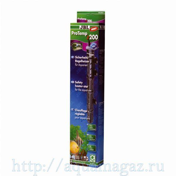 Нагреватель с терморегулятором, 100 ватт JBL ProTemp S 100 Вт JBL6042300 | Цена - 1826 рублей. | Aquamagaz.ru