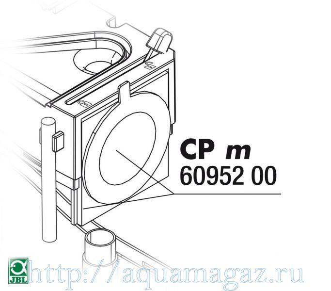 Набор присосок для фильтра JBL CristalProfi m greenline JBL CristalProfi m greenline Suction cup set