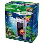 Экономичный внешний фильтр для аквариумов от 200 до 700 литров JBL CristalProfi e1501 greenline