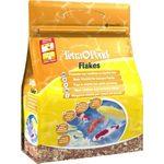 Pond Flakes 10л, корм для прудовых молодых рыб хлопья