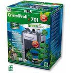 Экономичный внешний фильтр (до 200л) JBL CristalProfi e701 greenline