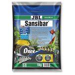 Донный грунт черный, 10 кг JBL Sansibar Black
