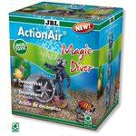Декоративный распылитель с эффектом движения Водолаз JBL ActionAir Magic Diver