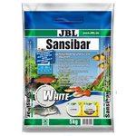Грунт белый, мелкий, 10 кг JBL Sansibar White