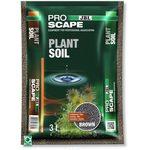 Питательный грунт для растительных аквариумов, коричневый JBL ProScape PlantSoil BROWN, 3 л