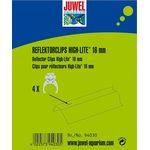 Клипсы для отражателя JUWEL пластиковая Т5