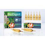BIO DIGEST гипер-концентрированный бактериальный препарат для пресных и морских аквариумов (6шт)