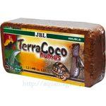Натуральный кокосовый перегной, спрессованный в брикет JBL TerraCoco Humus, 650 г