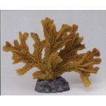 Коралл пластиковый желтый 17х9х13см