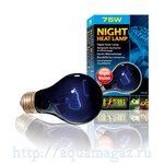 Лампа лунного света Night Glo А 19 75 Вт