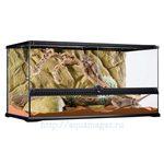 Террариум из силикатного стекла 90 x 45 x 45 см