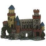 Замок с двумя башнями 270х100х200мм