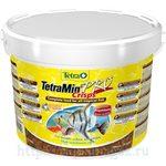 TetraMin Pro Crisps корм-чипсы для всех видов рыб 10 л ведро