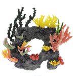 Композиция из кораллов пластик+силикон 49х24х37см