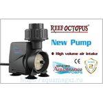 Помпа AQ-2000S Skimmer Pump с игольчатым ротором для флотаторов серии Aquatrance Skimmer pumps воздух 720л/ч, 17Вт, выход D32(