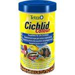 TetraCichlid Colour корм для всех видов цихлид для улучшения окраса 500 мл