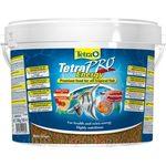 TetraPro Energy Crisps корм-чипсы для всех видов рыб для дополнительной энергии 10 л ведро