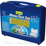 Tetra WaterTest Set Plus pH kH GH NH3 NH4 NO2 NO3 O2 CO2 Fe PO4