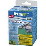 TetraTec EC Filter pack С 250/300 фильтрующие картриджи с активированным углем для внутреннего фильтра 3 шт.