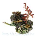 Коралл пластиковый LAY-OUT LIVE CORAL 320 x230 x270мм