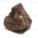 UDeco Brown Lava M - Камень Лава коричневая размер 15-25 см