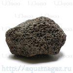 UDeco Black Lava XS - Камень Лава чёрная размер 5-15 см