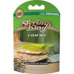 Корм для креветок Dennerle Shrimp King 5 Leaf Mix палочки 45г. DEN6068